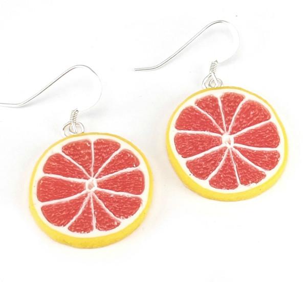 Grapefrukt örhängen bild