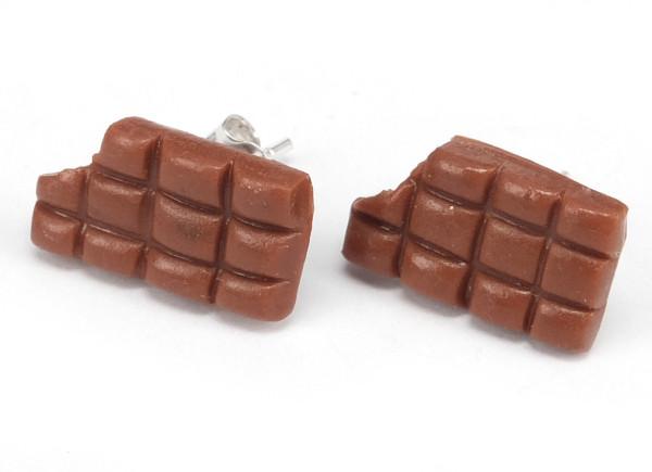 Chokladkaka - Stiftörhängen bild
