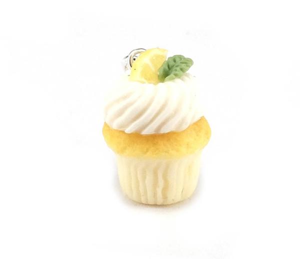 Cupcake berlock citron - MINI bild