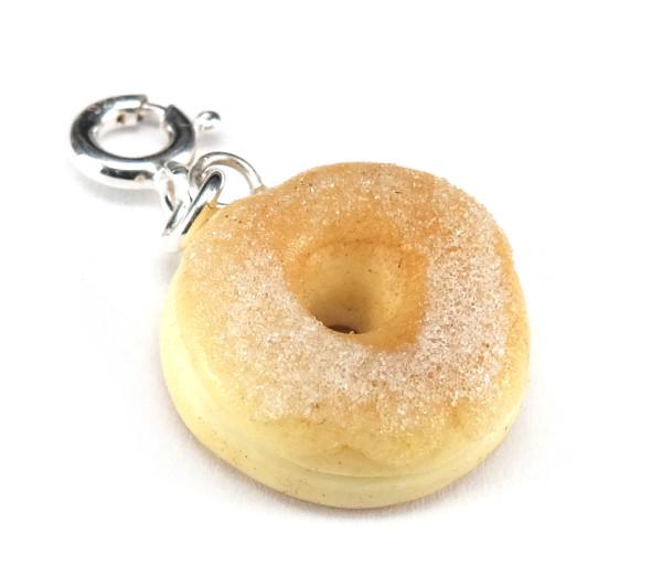 Donut med socker - Berlock bild