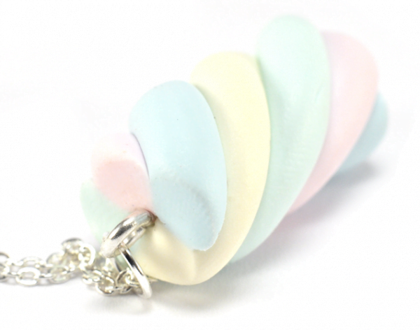 Marshmallows halsband bild