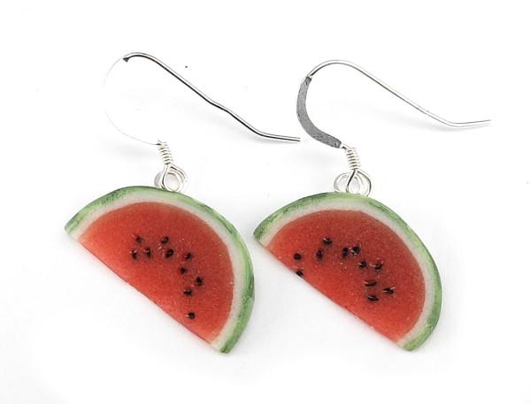 Melon örhängen bild