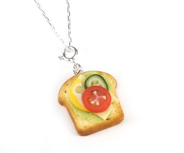 Smörgås - halsband bild