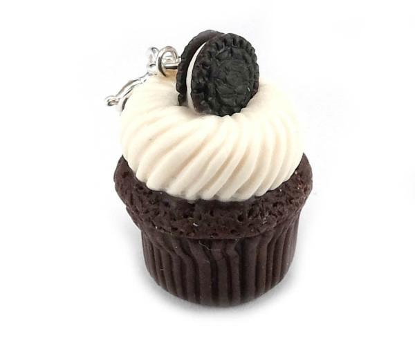 Cupcake berlock oreo - STOR bild